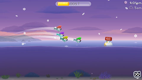 Fish out of Water Screenshot 2