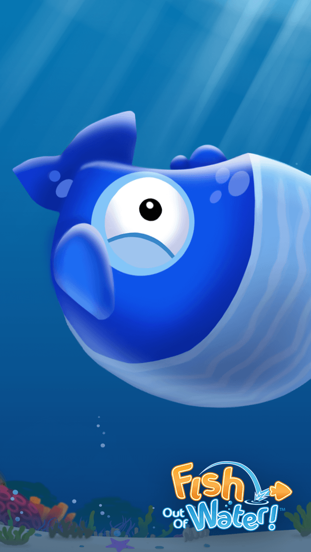 Wallpapers Fish Out Of Water The Fun And Colorful Fish
