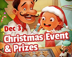 New Christmas Event