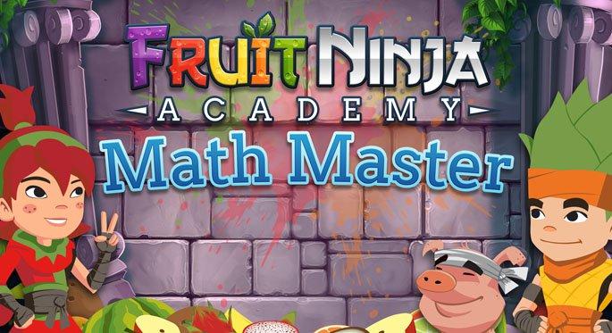 Fruit Ninja Gets Educational