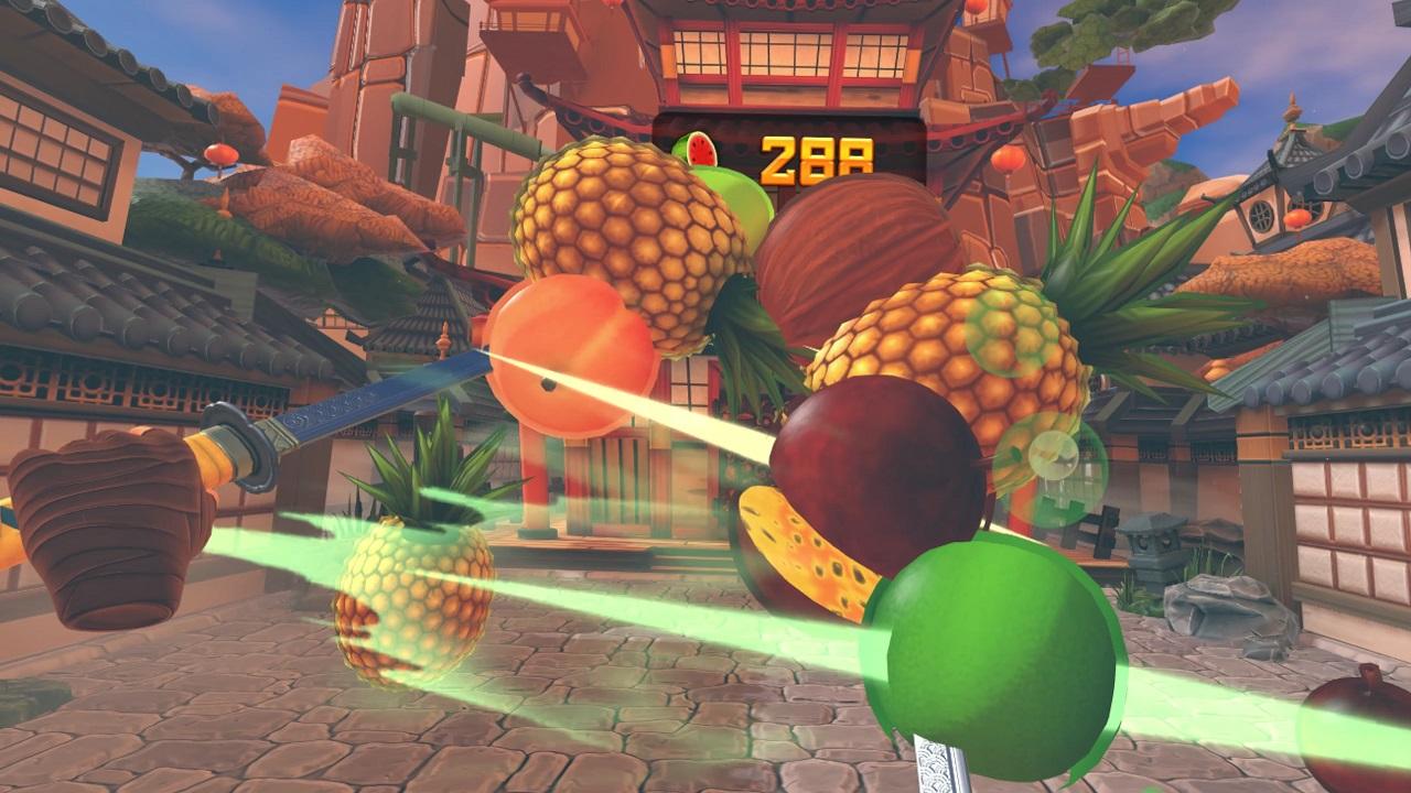 Fruit ninja 3d - Screenshots