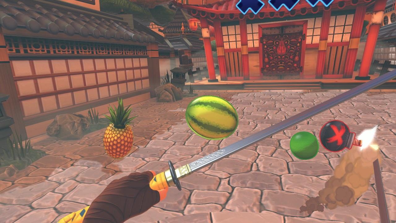 Fruit ninja cut - Screenshots