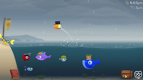 Fish out of Water Screenshot 3