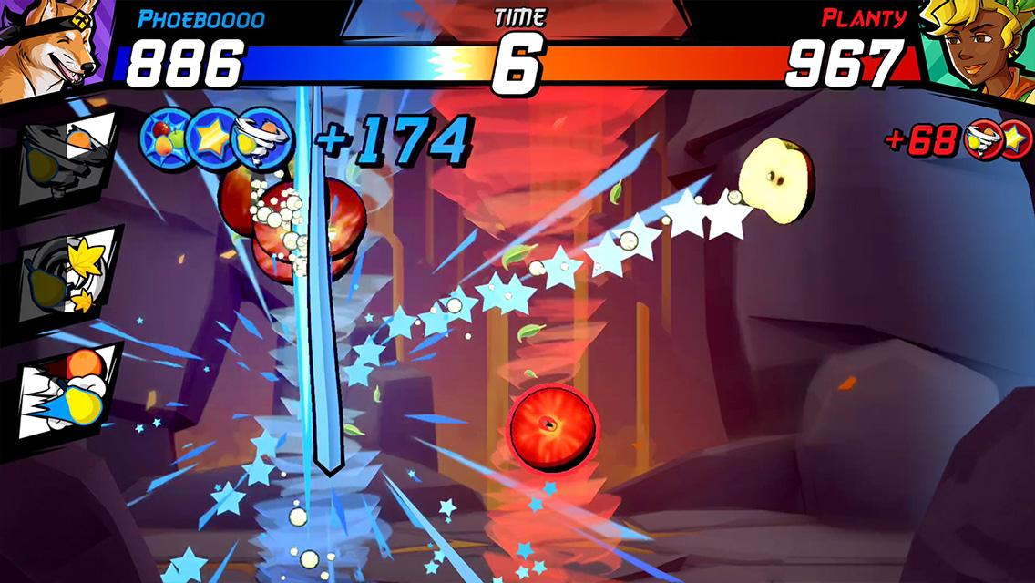 Fruit Ninja Fight - Halfbrick Studios Halfbrick Studios
