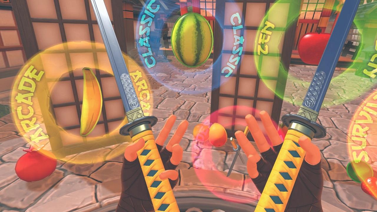 Fruit ninja free game - Screenshot 1