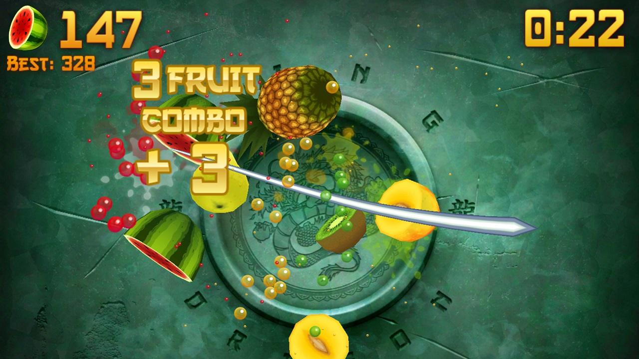 Ninja fruit 2 - Screenshot 1 Screenshot 2 Screenshot 3