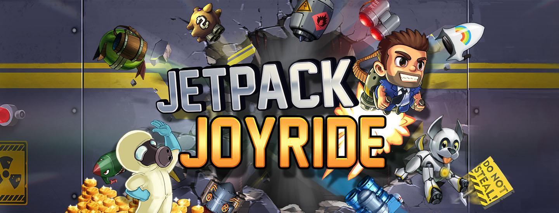 Jetpack Joyride Spielen