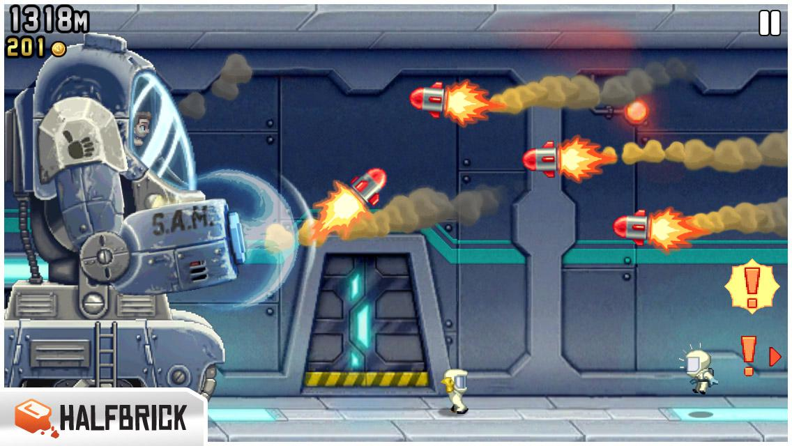 Image result for Jetpack Joyride