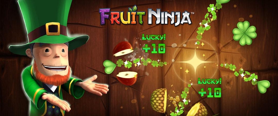 Fruit Ninja Gold