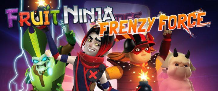fruit ninja frenzy force villains